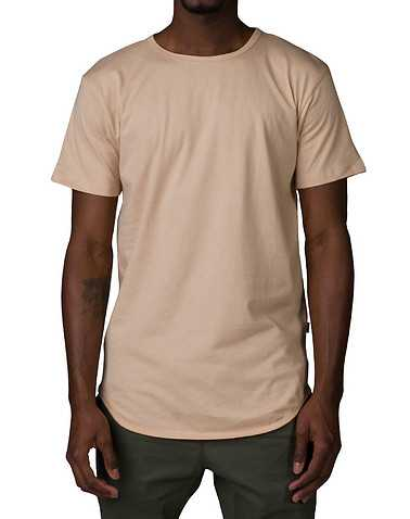 EPTM MENS Medium Brown Clothing / Tops S