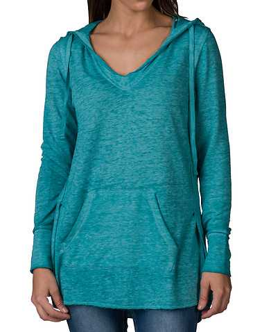 ESSENTIALS WOMENSedium Green Clothing / Tops