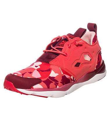 REEBOK WOMENS Pink Footwear / Sneakers 7