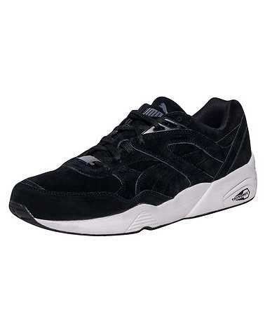 PUMA MENS Black Footwear / Sneakers