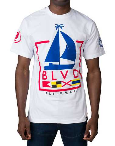BLVD SUPPLYENS White Clothing / Tops