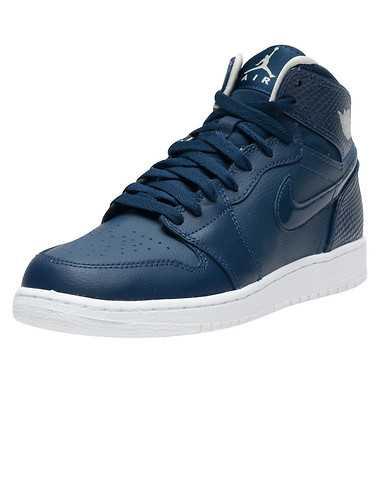 JORDAN GIRLS Navy Footwear / Sneakers