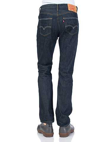 LEVIS MENS Blue Clothing / Jeans