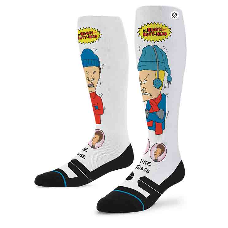 Stance Yellow Snow Fusion Snow Socks
