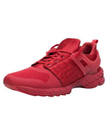 ASICS MENS Red Footwear / Sneakers