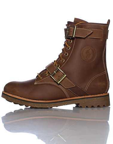 POLO FOOTWEAR MENS Brown Footwear / Boots 9.5
