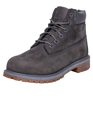 TIMBERLAND BOYS Grey Footwear / Boots 2.5