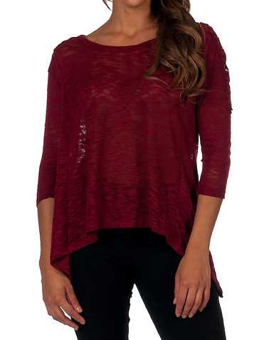 ESSENTIALS WOMENS Red Clothing / Tops S