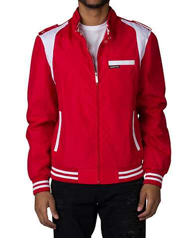 MEMBERS ONLY MENS Red Clothing / Outerwear