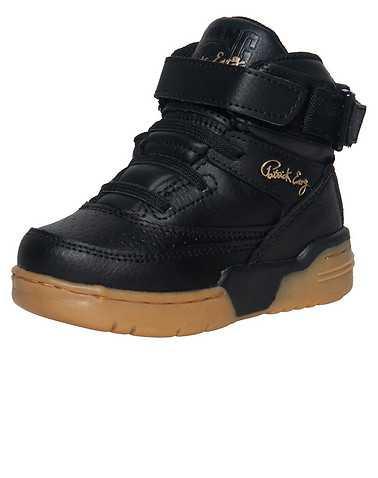EWING ATHLETICS BOYS Black Footwear / Sneakers