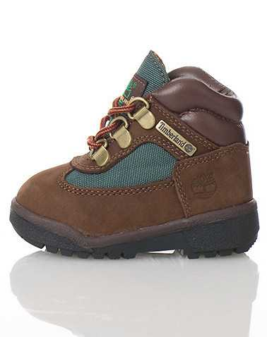 TIMBERLAND BOYS Brown Footwear / Boots