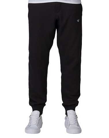 ARMANI JEANS MENS Black Clothing / Sweatpants M