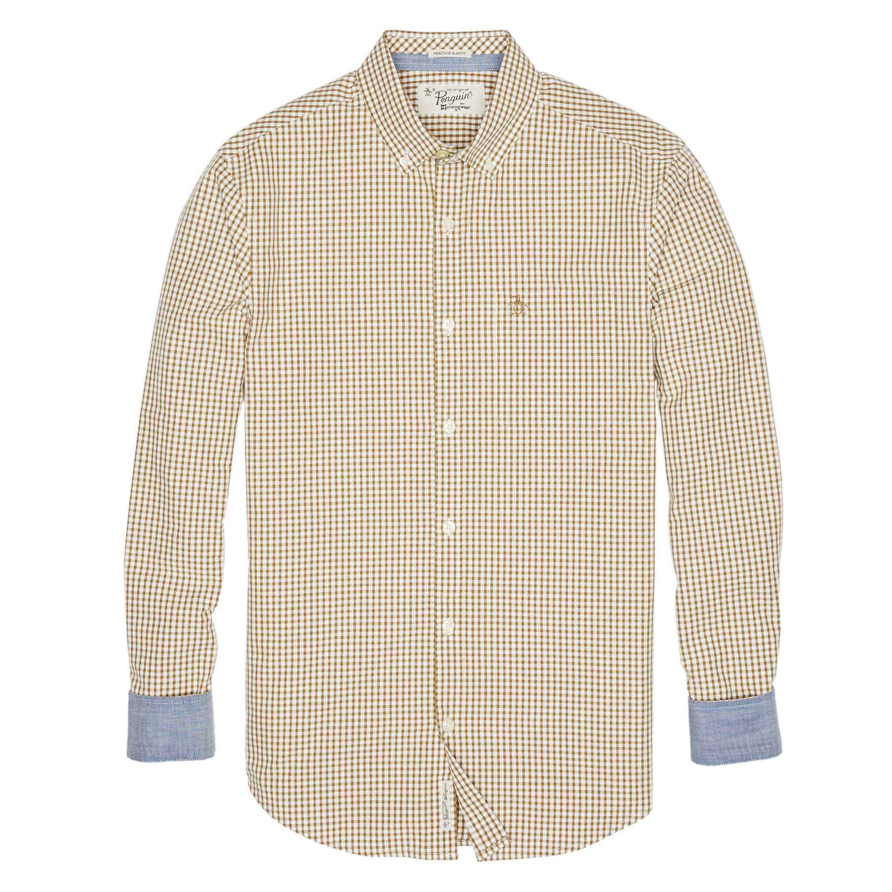 Original Penguin GINGHAM SHIRT