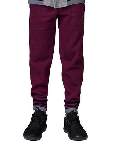 JORDAN BOYS Purple Clothing / Bottoms S