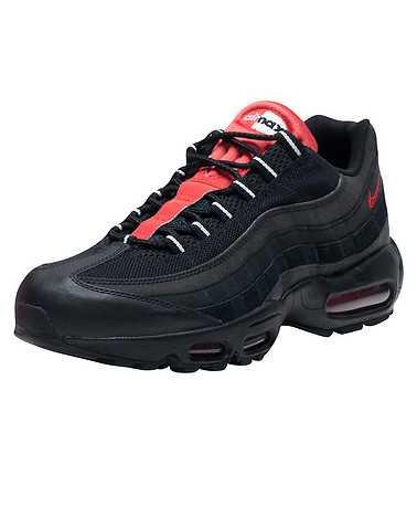 NIKE SPORTSWEAR MENS Black Footwear / Sneakers