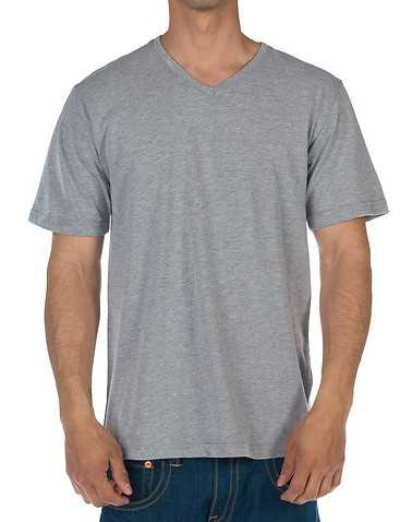 DECIBEL MENS Grey Clothing / Tees and Polos XL