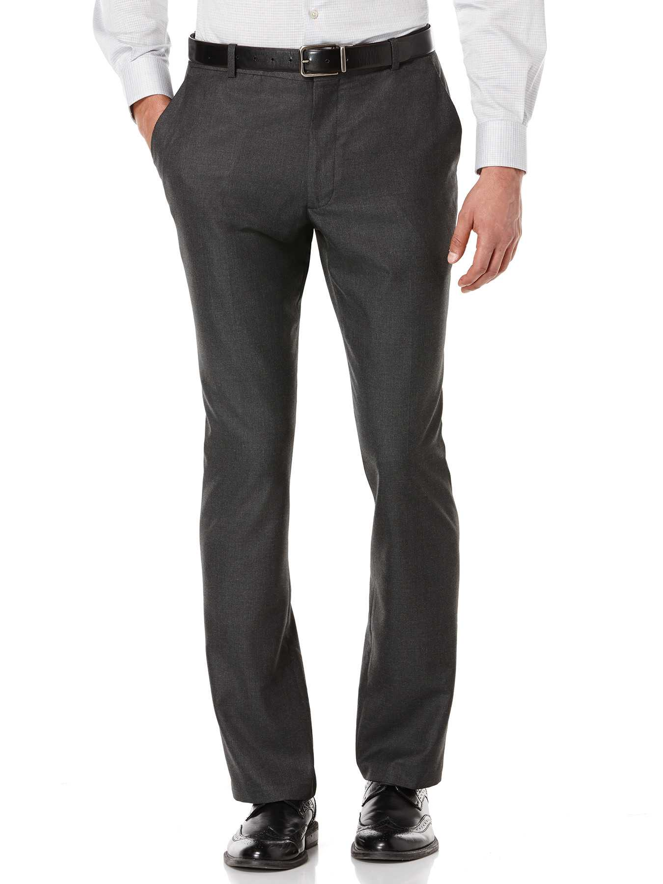 Perry Ellis Slim Fit Neat Portfolio Dress Pant