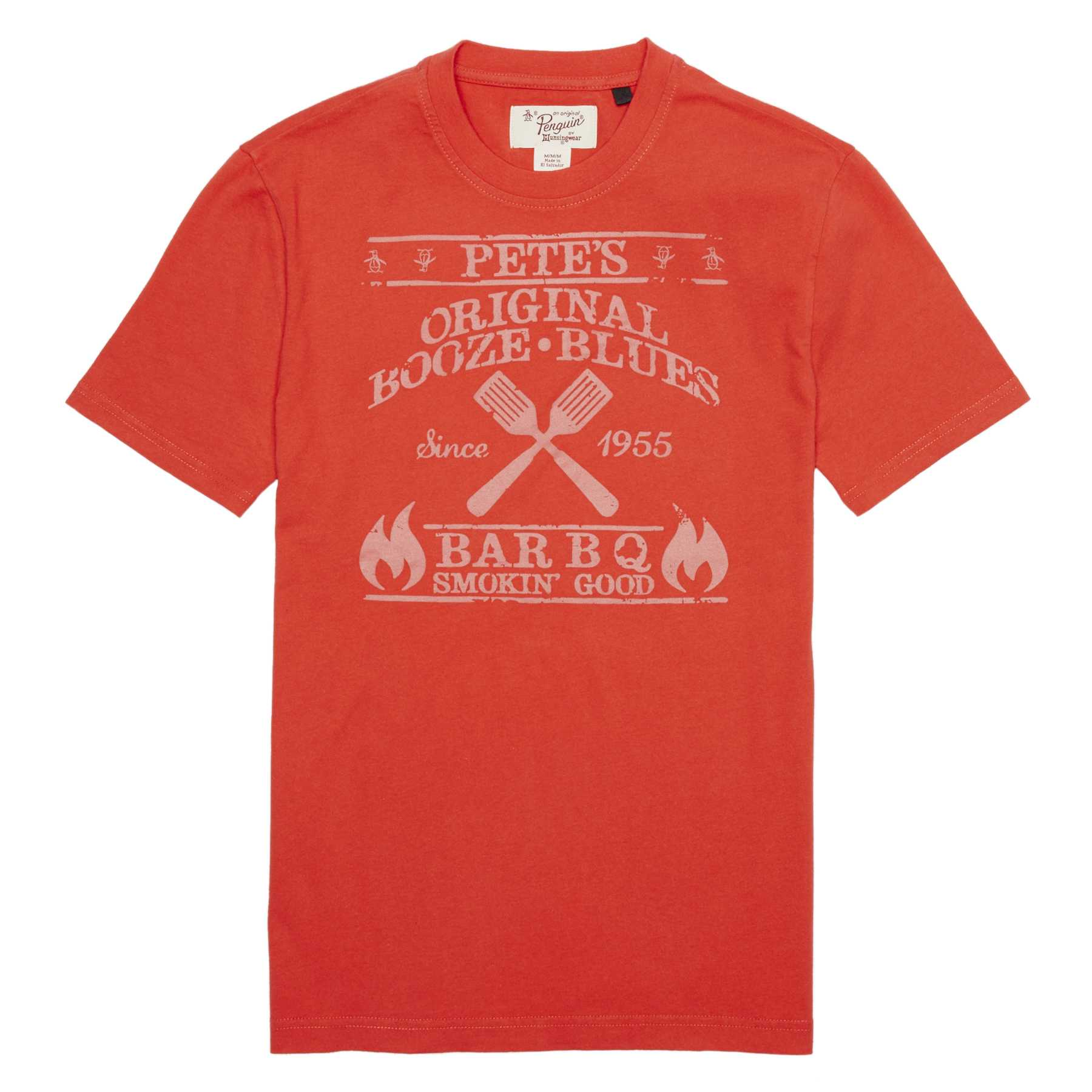 Original Penguin PETE'S BBQ TEE