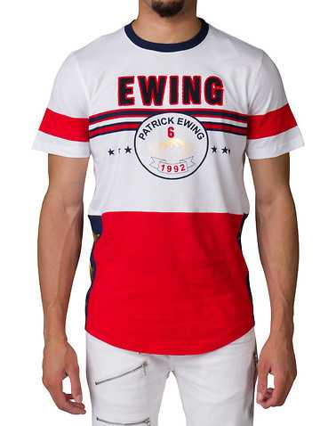 EWING ATHLETICS MENS White Clothing / Tops L