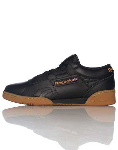 REEBOK MENS Black Footwear / Sneakers 12