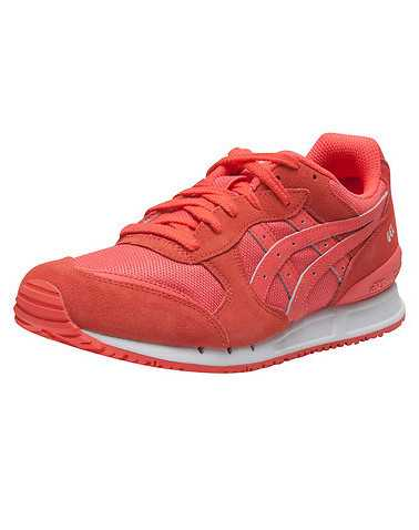 ASICS WOMENS Medium Pink Footwear / Sneakers