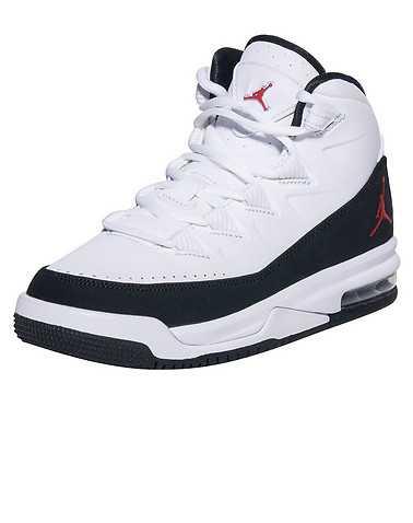 JORDAN BOYS White Footwear / Sneakers 6Y