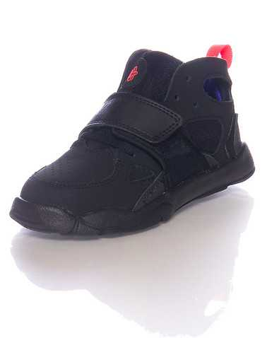 NIKE BOYS Black Footwear / Sneakers 4C
