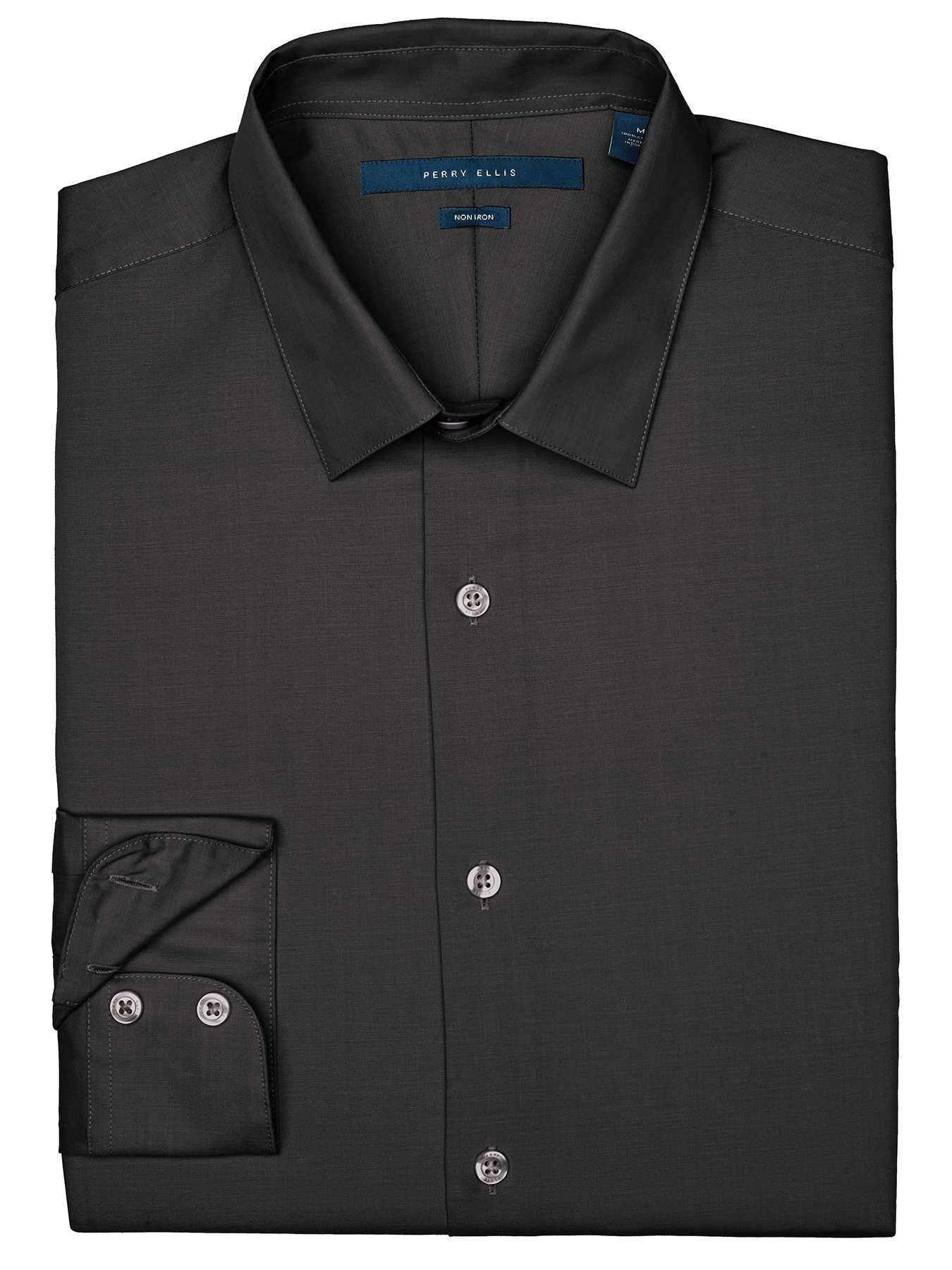 Perry Ellis Non-Iron Essential Shirt