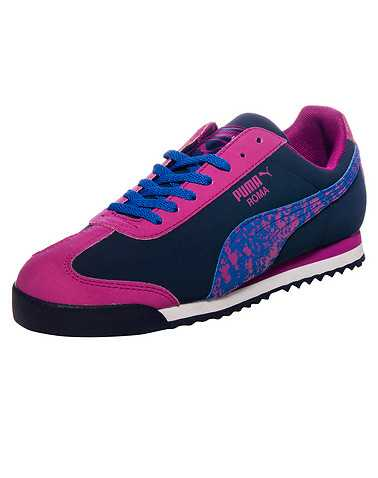 PUMA GIRLS Multi-Color Footwear / Basketball