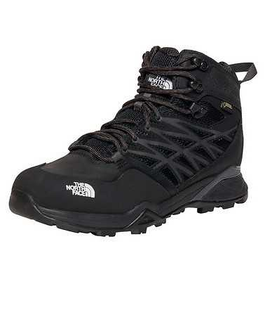 THE NORTH FACE MENS Black Footwear / Boots