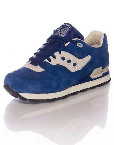 SAUCONY MENS Blue Footwear / Sneakers 8.5