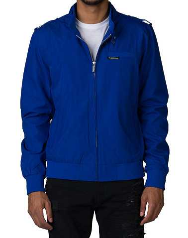 MEMBERS ONLY MENS Blue Clothing / Outerwear S