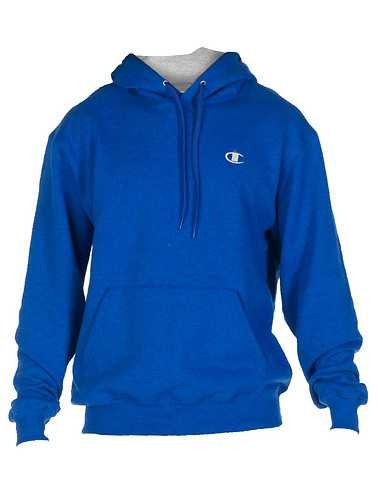 CHAMPION MENS Blue Clothing / Hoodies