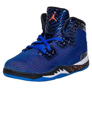 JORDAN BOYS Blue Footwear / Sneakers 4C