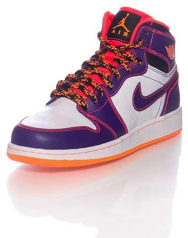 JORDAN GIRLS Multi-Color Footwear / Basketball