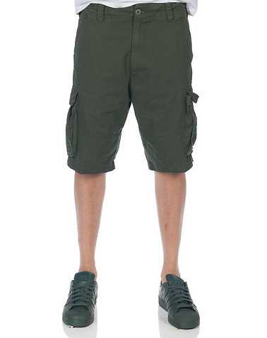 ROTHCO MENS Dark Green Clothing / Shorts S