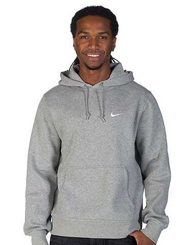 NIKE SPORTSWEAR MENS Grey Clothing / Sweatshirts XL