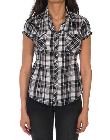 ESSENTIALS WOMENS Black Clothing / Tops S