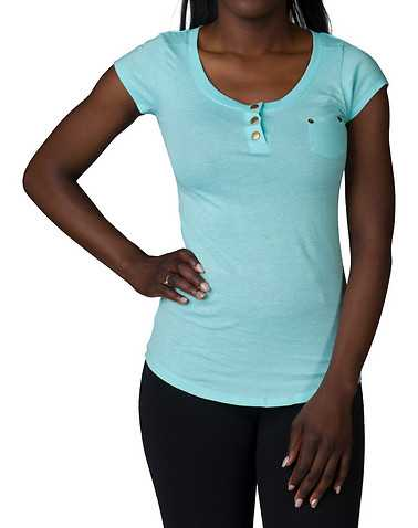 ESSENTIALS WOMENSedium Blue Clothing / Tops