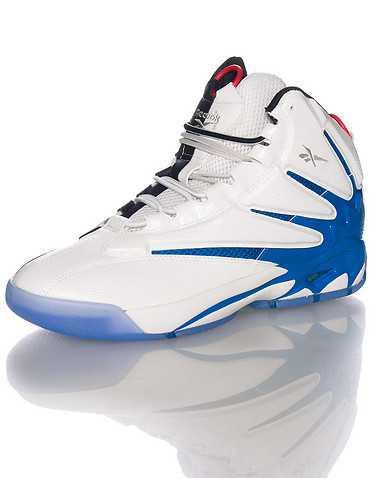 REEBOK MENS White Footwear / Sneakers 10.5