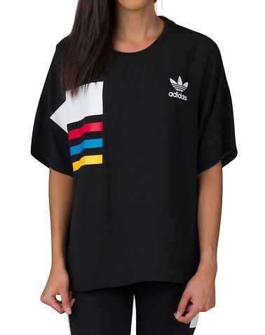 adidas WOMENS Black Clothing / Tops