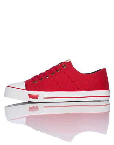 LEVIS MENS Red Footwear / Casual 9.5