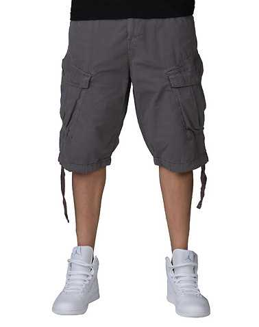 DECIBEL MENS Grey Clothing / Bottoms