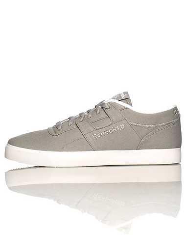 REEBOK MENS Grey Footwear / Sneakers 10