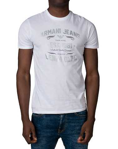 ARMANI JEANSENS White Clothing / Tops
