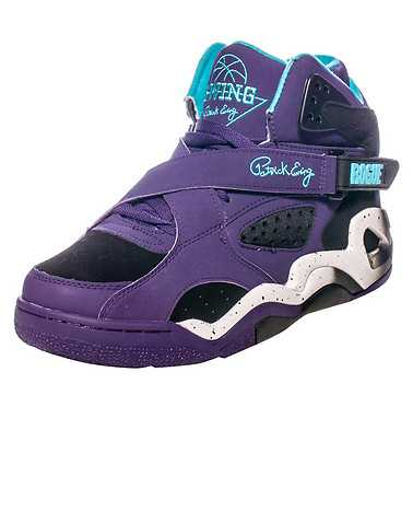 EWING ATHLETICS MENS Purple Footwear / Sneakers