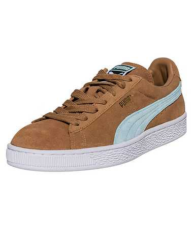 PUMA MENS Medium Brown Footwear / Sneakers