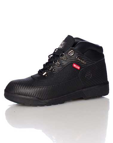 TIMBERLAND BOYS Black Footwear / Boots 2.5