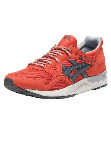 ASICS MENS Orange Footwear / Sneakers