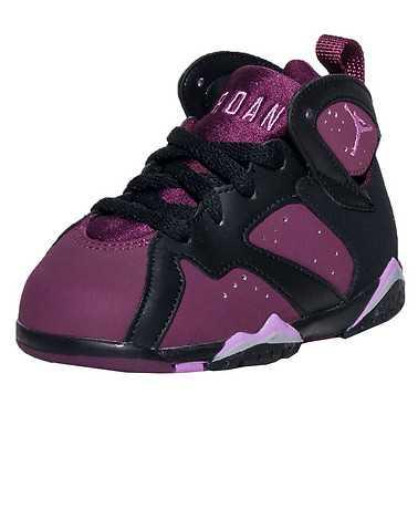 JORDAN BOYS Burgundy Footwear / Sneakers 4C